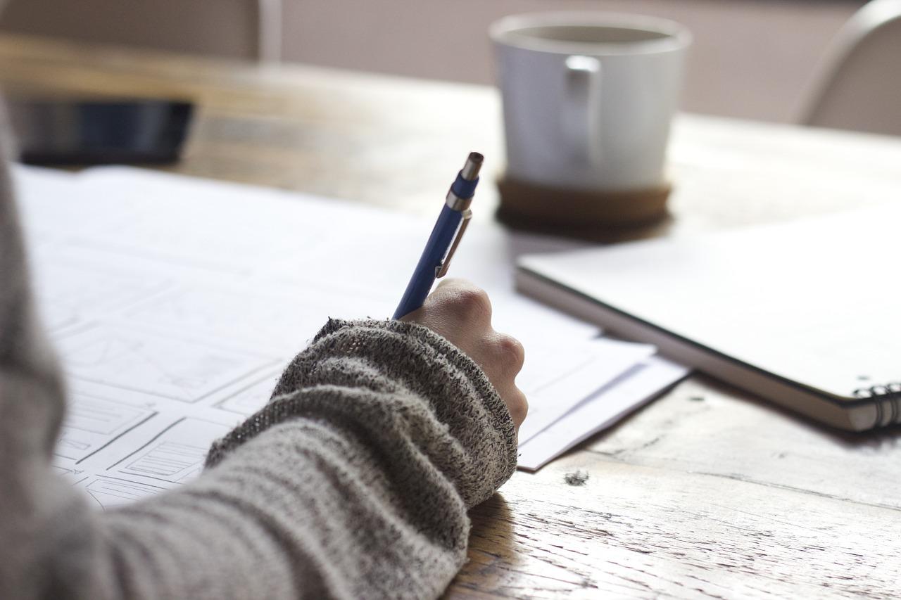 Por qué me hace bien escribir