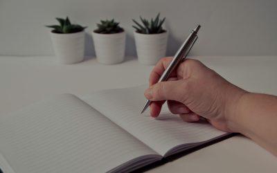 7 beneficios de escribir a mano